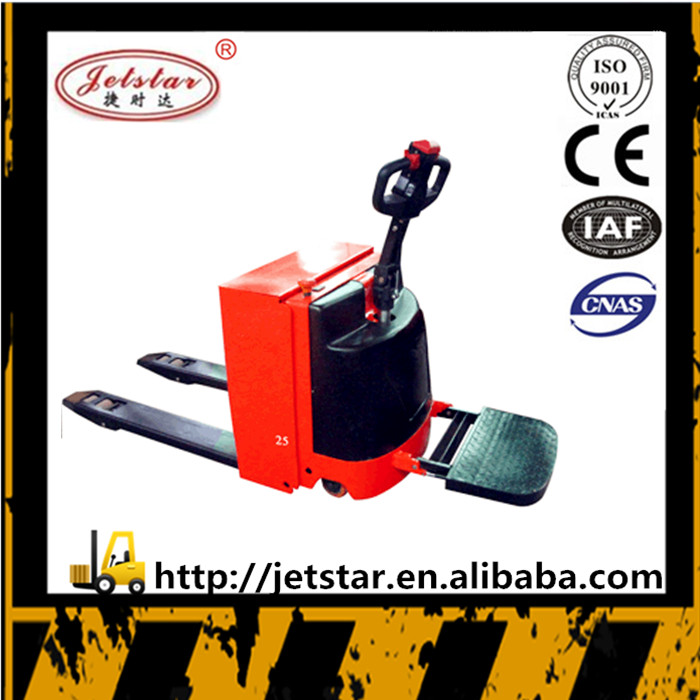 Light Type Widely Use 2 ton Electric Pallet Forklift Truck