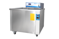China made industrial ultrasonic cleaner for engine parts cleaning