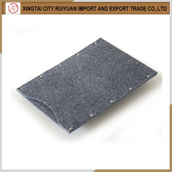 Hot selling in this year factory direct price felt laptop case on Alibaba china