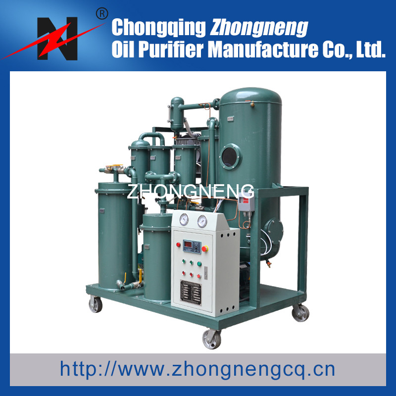 High Performance Lubricating Oil Recycling Plant, Industrial Motor Oil Treatment Plant for Sale