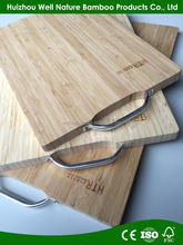 High-grade different size bamboo wood cutting cooking board