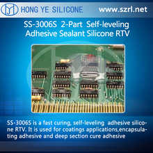 translucent rtv adhensive sealant silicone for Encapsulating adhesive