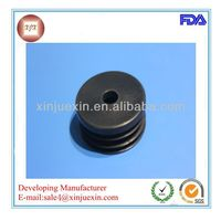 casting stainless steel handrail fittings bar end cap CC91