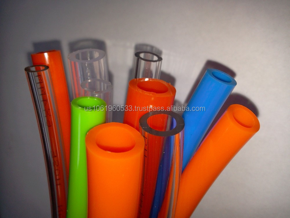 High quality high burst pressure professional 0705 Polyurethane Pneumatic Tube manufacturer