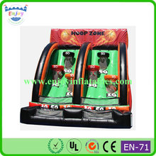 2015 Enjoy goal shooting target, 2 player basketball shooting game, crazy shooting games