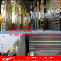 metal drapery/chain curtain The Decorative Metal Mesh