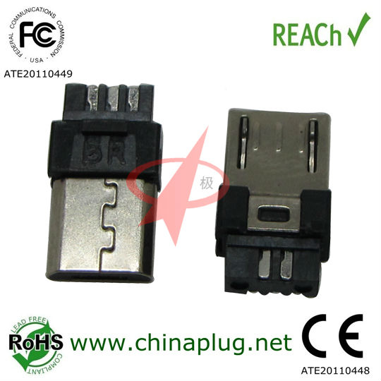 Factory price usb connector pcb male