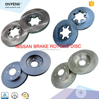 high performance Disc Brake super quality for Nissans wholesale auto spare parts