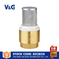 Valogin China Supplier CNAS Laboratory Test dual check valve