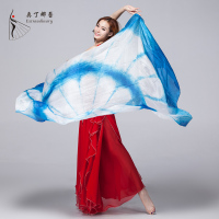 wholesale belly dance silk veil