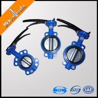 Cast iron supply water butterfly valve DN250 PN10 PN16 PN25 PN40 made in baoding