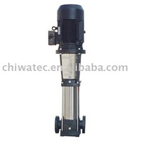 CNP vertical multistage stainless steel centrifugal pump