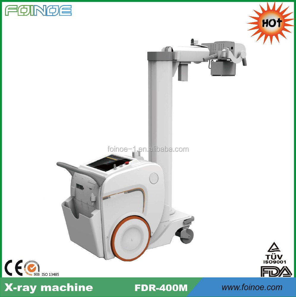 FDR-400M mobile cheap digital X ray radiography machine