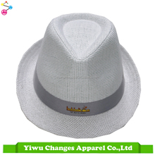 Custom Promotional Summer Straw Paper Hat Wholesale