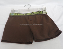 HUOYUAN boy's underwear baby's clothing boxer short