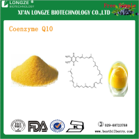 water soluble Coenzyme Q10 powder 10% 20% 98%% OEM capsules