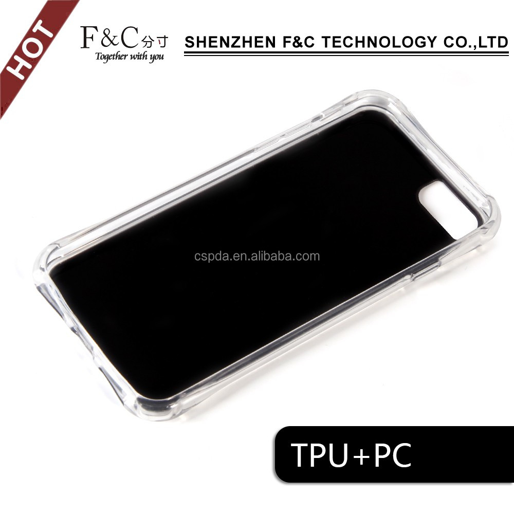 Phone accessories mobile phone shell , for iphone 7 case tpu pc case