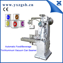 Automatic Food Jar Vacuum Sealer Packaging Machine