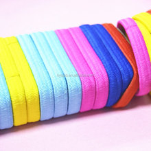 Factory metal free flat elastic hair band