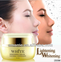 High quality natural plant whitening cream black skin white magic skin whitening diamond whitening cream