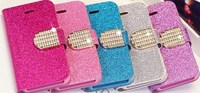 flip bling bling case for samsung galaxy s4 mini i9190