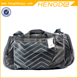 Waterproof Durable Nylon Travel Bag Duffel Bag Grey Color