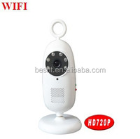 2015 new products Security System night vision wifi function camera 1.3 mp wireless baby monitor with dvr system (BS-W11A)