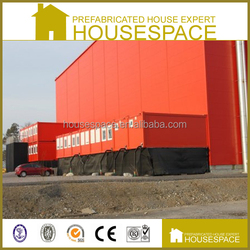 Panelized Economical Environmental Friendly Fit Out Shipping Container