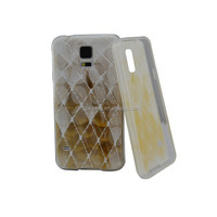 For Samsung s5 custom soft tpu case, customized logo printing