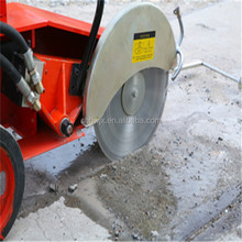 Multipurpose portable Gasoline engine road Concrete cutter/Asphalt cutting machine for sale