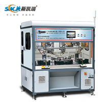 High speed vent pipe welding machine and cutting machine with fast delivery