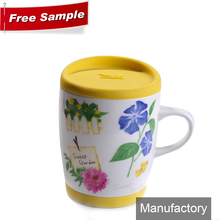 12oz cool design ceramic porcelain stoneware drinking mug cup