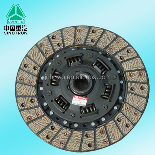 SINOTRUK Howo fiber clutch plates BZ1560161090 motorcycle clutch plate