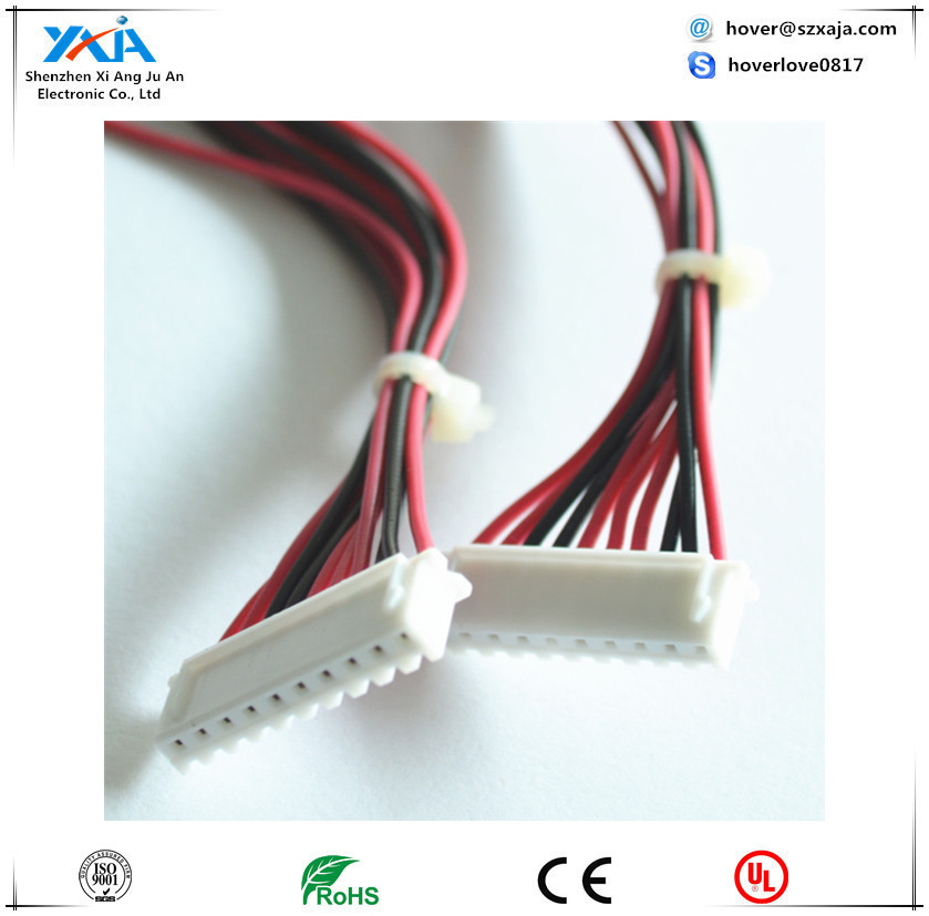Customized lvds cable wire harness OBD II J1962 Cables