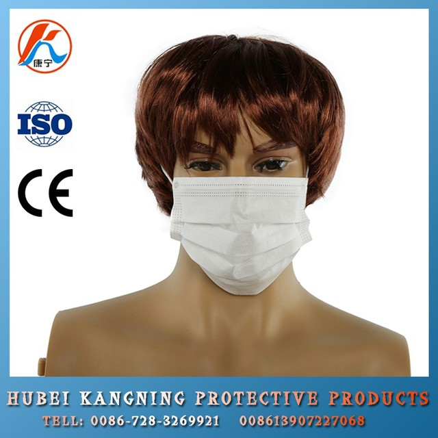 Allergy Nose Dust Anti Smoking Disposable Face Mask