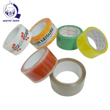 Wrapping Tape Custom Logo Printed Bopp Packing Tape