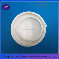 Quartz Silica Melt Dishes Pot Crucible Casting for Gold Silver Platinum Refining,iridium crucible