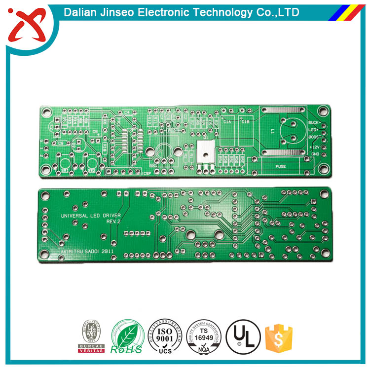 Quick prototype fr4 high tg 180 free pcb sample