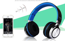2016 wireless bluetooth headset Bluetooth 4.0 Noise Cancelling Wireless Stereo Sport Headset Headphones for better voice