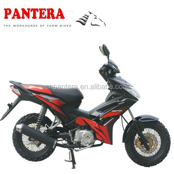 110cc 4-Stroke Chongqing Powful High Quality Cub Motorcycle