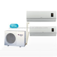 Two zone high wall AC Gree Cozy for Europe 21000BTU