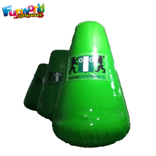 Cheap inflatable water trampoline inflatable buoys for sale buoy inflatable duck