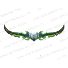 World of Warcraft Warglaive of Azzinoth Illidan Stormrage Game props Cosplay tools Fancy sword XF9YX5841