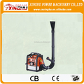 gasoline snow blower EB700A air blower with shelf