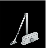china manufacturing heavy duty hydraulic automatic adjustable smooth closing door closer
