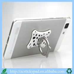 latest create ring phone holder bone shape phone holder