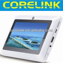 4.3 inch ATM7013+ATC2603 android tablet computer mid pad +408*272 capcitive touch screen+ HDMI output