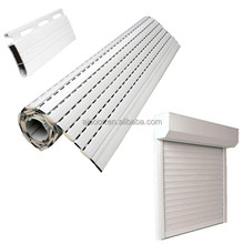 Aluminum Roller Shutter Slats ,25 colors available ,33mm to 100mm