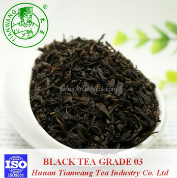 2016 new harvested spring black tea No.3