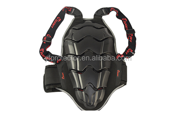 Motorcycle Back Spine Support Protector Motorbike Back Protective Gear